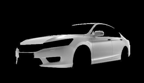 Цвета кузова Accord